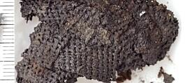 Dette tøystykket er blant de eldste i verden