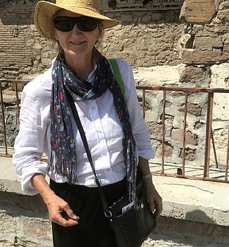 Professor emerita Lise Bender Jørgensen er spesialist på arkeologiske tekstiler.
