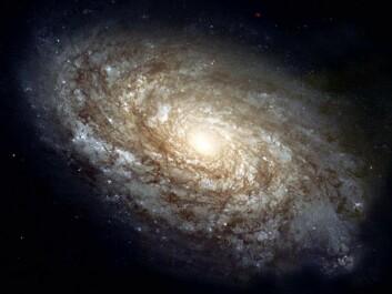 """""""Hvordan har Universet utviklet seg? Hvordan ble for eksempel galaksene dannet? Og galaksehopene?"""""""