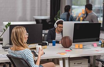 Bedre kontorplasser kan få psykisk syke tilbake i jobb