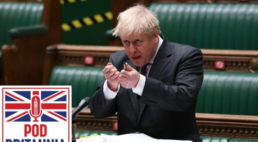 Når statsministeren stilles til veggs