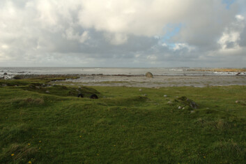 Ved å studere bølge- og vindklimaet kan forskerne nå finne fram til de lune havnene. (Foto: Endre Elvestad, Stavanger Sjøfartsmuseum)