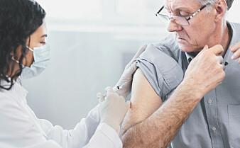 Influensavaksine kan nesten halvere dødsfall etter blodpropp i hjertet