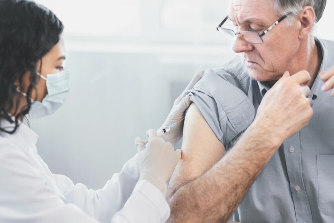 Forskerne ga influensavaksine til pasienter som få dager før hadde hatt en blodpropp i hjertet, og det hadde en forbausende god effekt på overlevelsen et år senere.