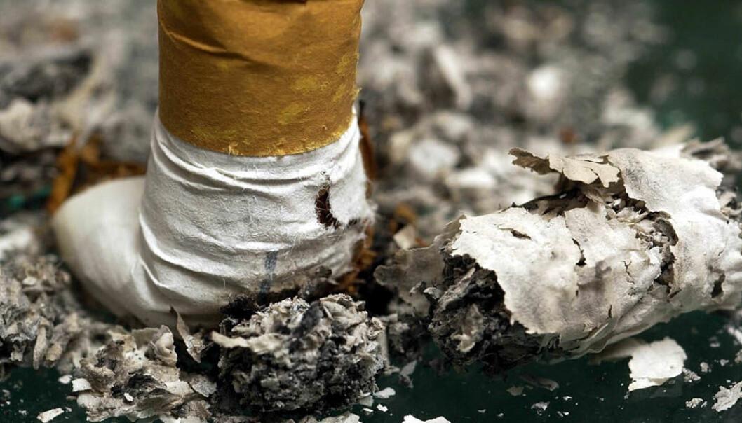 Stumper røyken tidligere enn før