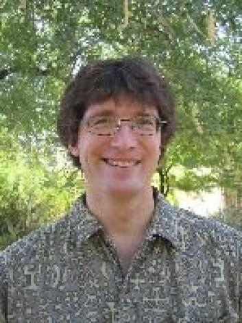 """Evolusjonsbiolog John W. Pepper (Foto: University of Arizona)"""