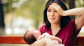 Migrenemedisin går lite over i morsmjølk