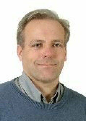 Sigbjørn Smeland. (Foto: Oslo universitetssykehus Radiumhospitalet)