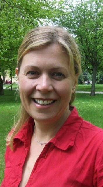 Mona-Iren Hauge (Foto: NKVTS)