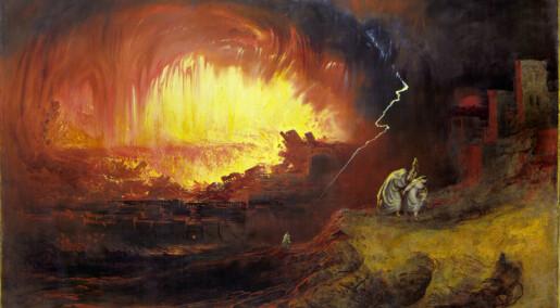 Asteroide utslettet oldtidsby i Midtøsten. Det kan ha inspirert den bibelske fortellingen om Sodoma og Gomorra