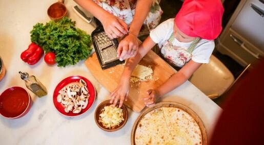 Mye mat og lite helse i mat- og helsefaget