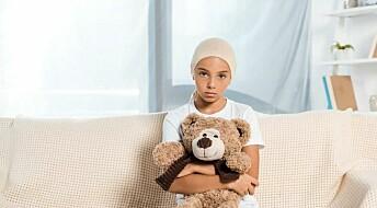 Vanskeleg å samanlikna forsking om kvifor barn får kreft