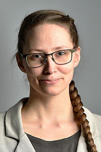 – Dersom vi kan identifisera utomliggjande årsaker, kan ein del tilfelle av kreft hjå barn førebyggjast, seier Sarah Hjorth Andersen.