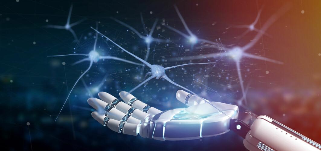 – Intelligens i mennesker og andre levende vesener er knyttet til at hjernen er i stand til å forbedre seg gjennom sanseinntrykk og å kontrollere kroppen, sier Stefano Nichele