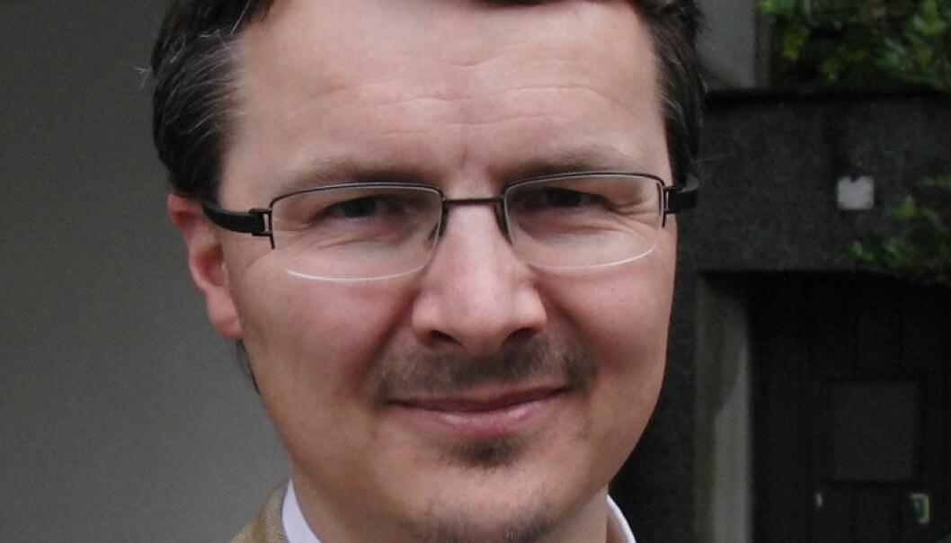 Helwig Hauser (Foto: Arnfinn Christensen, forskning.no)
