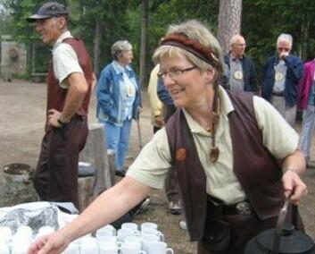 INNOVASJON: Når Brandheia Villmark og Velvære har blitt en innovativ suksessbedrift, skyldes det i stor grad et nyskapende arbeidsmiljø med høgt læringstrykk, mener forskeren.