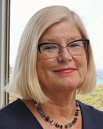 Professor Inger Torhild Gram ved UiT.