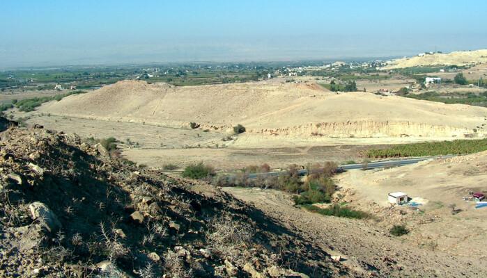 Tall el-Hammam er et arkeologisk funnsted i Jordandalen i Jordan.