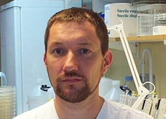 I NORM overvåkes antibiotikasituasjonen for mennesker. Gunnar Skov Simonsen leder prosjektet.