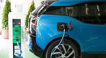 Hurtiglading tærer på bilbatteriet