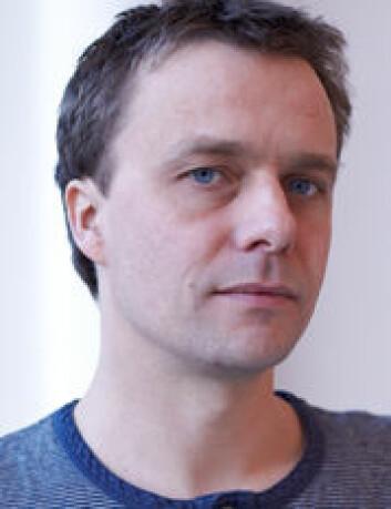 Nils Dverstorp har ført paleografien i Norden et steg videre. (Foto: Annica Thomsson)