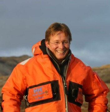 Geir W. Gabrielsen. (Foto: Gunn Sissel Jaklin, Norsk Polarinstitutt)