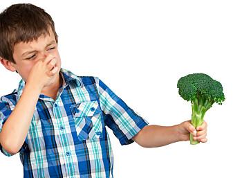 Spyttet ditt kan forklare hvorfor du ikke liker brokkoli