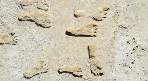Her gikk forhistoriske amerikanske tenåringer for mer enn 20.000 år siden