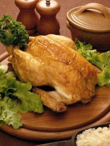 """""""Kylling er populær mat i Norge, og nordmenn bekymrer seg mindre for maten de kjøper enn folk i mange andre land."""""""