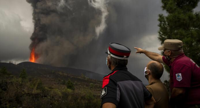 Vulkanutbruddet på La Palma: Hvor farlig er det, hvor lenge vil det vare, og hva skjer hvis du går nær flytende lava?
