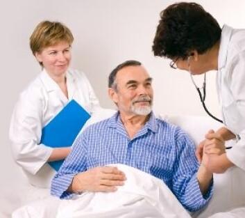 Hvert år oppdages det i underkant av 4000 nye tilfeller av prostatakreft i Norge. (Foto: Shutterstock)