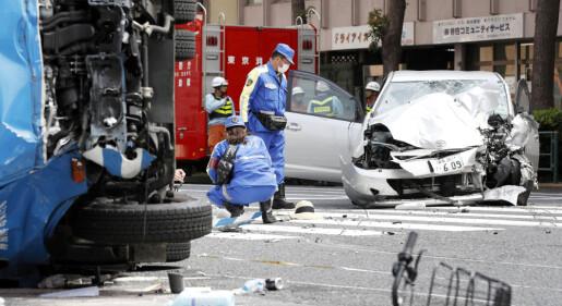 Selvkjørende biler er Japans svar på eldrebølgen