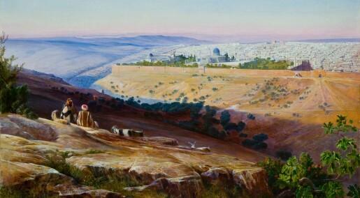 Et fruktbart Jerusalem var veien til frelse for skandinaviske kristne på 1800-tallet