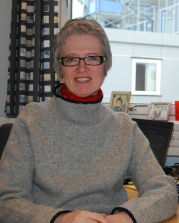Amy Holtan. (Foto: Line Sveen Forssman)