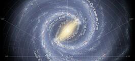 Har forskere funnet en ny spiralarm i Melkeveien?