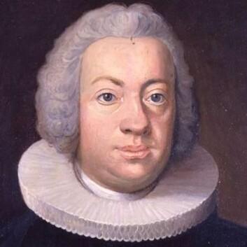 Johan Ernst Gunnerus.