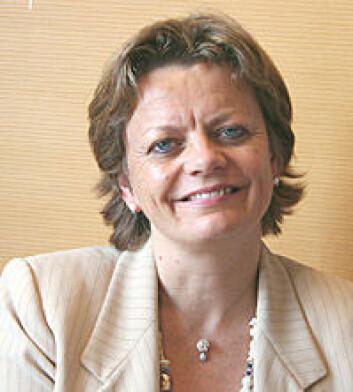 """""""Anne Kjersti Fahlvik, direktør i Forskningsrådets divisjon for store satsinger."""""""