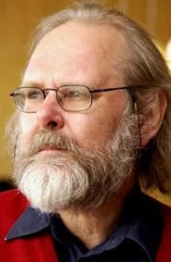 """Nils Christian Stenseth. (Foto:CEES/UiO)"""
