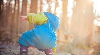 Utetiden i barnehagen skjer ofte uten planlegging