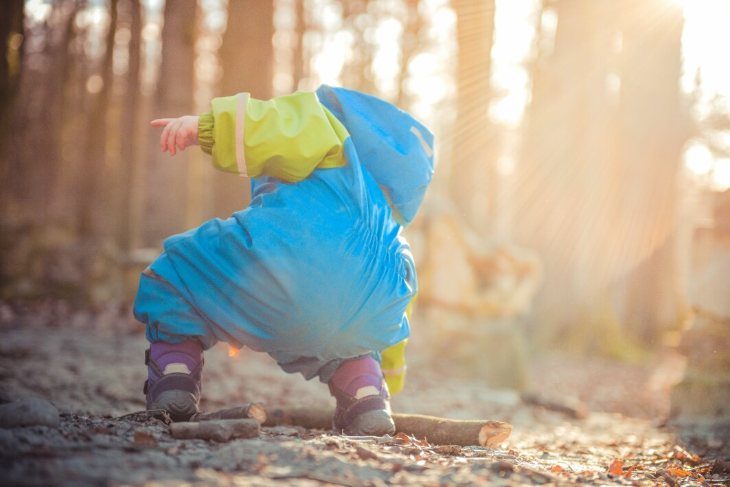 – Flere av barnehagelærerne fremhever naturen som et miljø med mange muligheter for spontanitet, sier Ingunn Berrefjord Ugelstad.