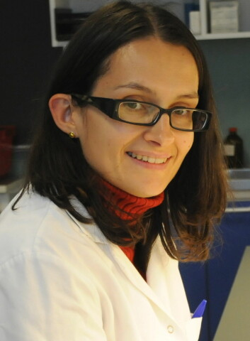 Oliwia Witczak. (Foto: Christine Gulbrandsen)