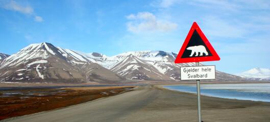 Hvorfor er det Norge som styrer over Svalbard?