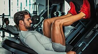 Styrketrening gjør deg mer utholdende