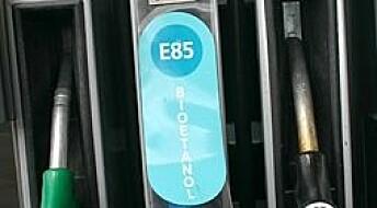 - Biodrivstoff kan gi økte utslipp