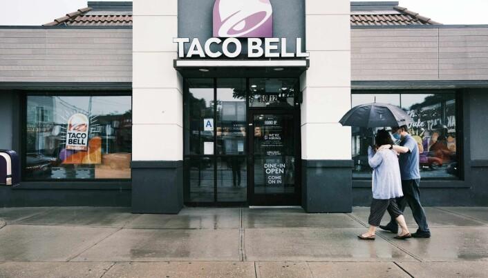Taco Bell har vært viktig for å gjøre tacoen populær i USA.