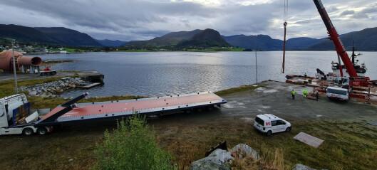 Norge vil bygge bruer med automatisert lasersveising