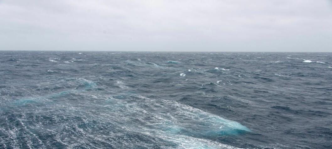Sørishavet kontrollerer potensialet for global oppvarming