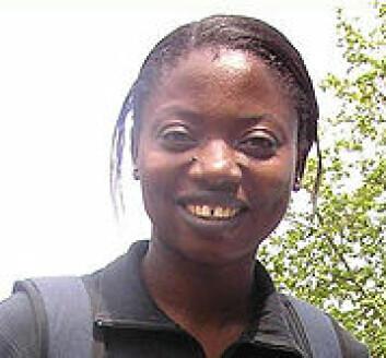 Elizabeth Mfawongo