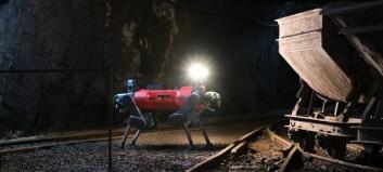 A $2 million prize for subterranean robots