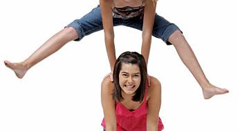 Best å trene sammen